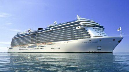 Luxus Ostsee-Kreuzfahrt mit Princess Cruises ab 1030,-€